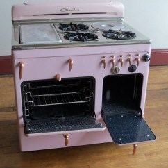 Vintage Kitchen Stoves Counter Accessories Gas Antique Chambers Magic Chef 1950 S